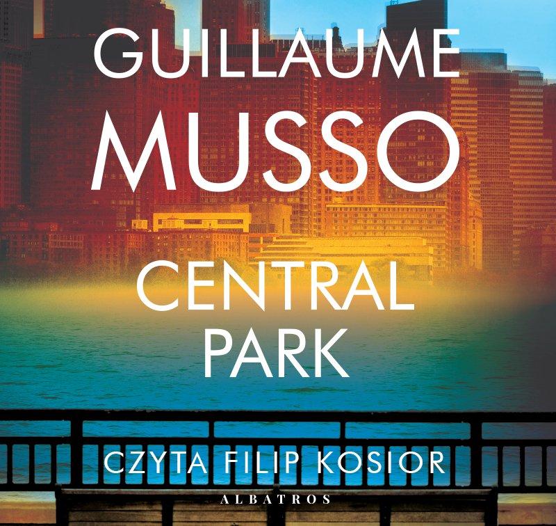 Central park - Audiobook (Książka audio MP3) do pobrania w całości w archiwum ZIP