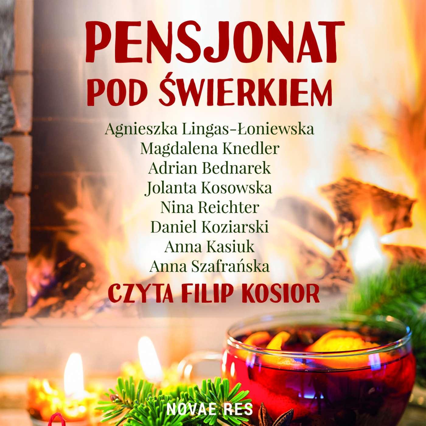 Pensjonat pod świerkiem - Audiobook (Książka audio MP3) do pobrania w całości w archiwum ZIP