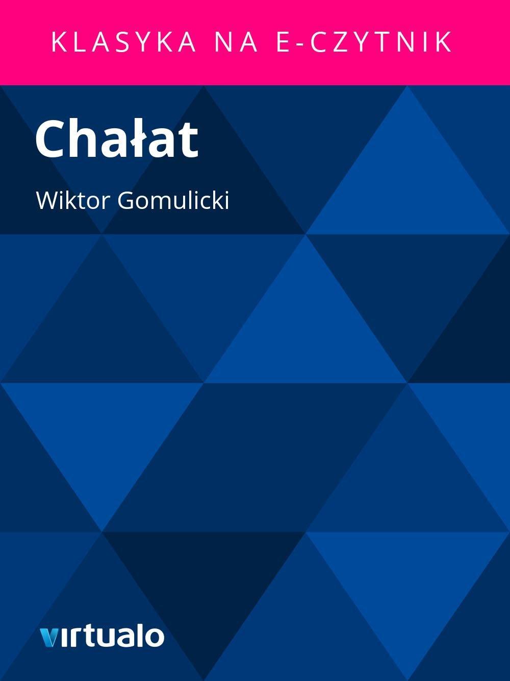 Chałat - Ebook (Książka EPUB) do pobrania w formacie EPUB