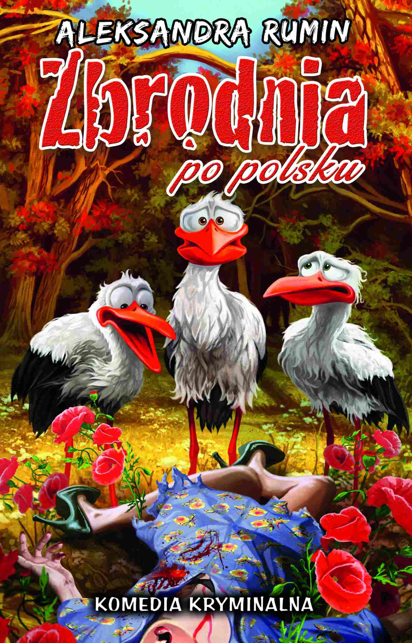 Zbrodnia po polsku - Ebook (Książka EPUB) do pobrania w formacie EPUB