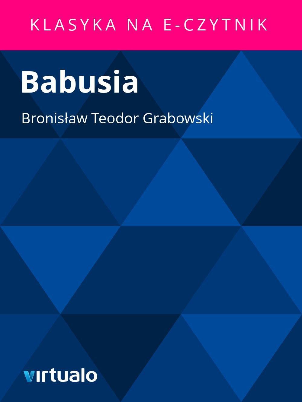 Babusia - Ebook (Książka EPUB) do pobrania w formacie EPUB