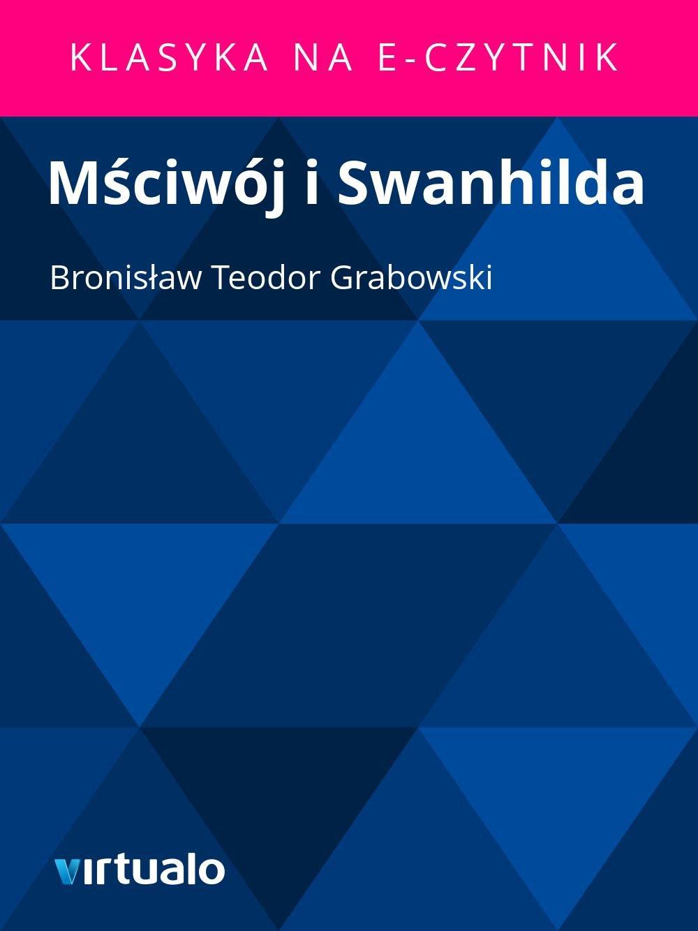 Mściwój i Swanhilda - Ebook (Książka EPUB) do pobrania w formacie EPUB