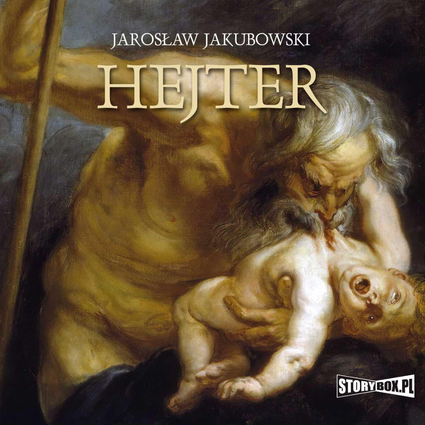 Hejter - Audiobook (Książka audio MP3) do pobrania w całości w archiwum ZIP