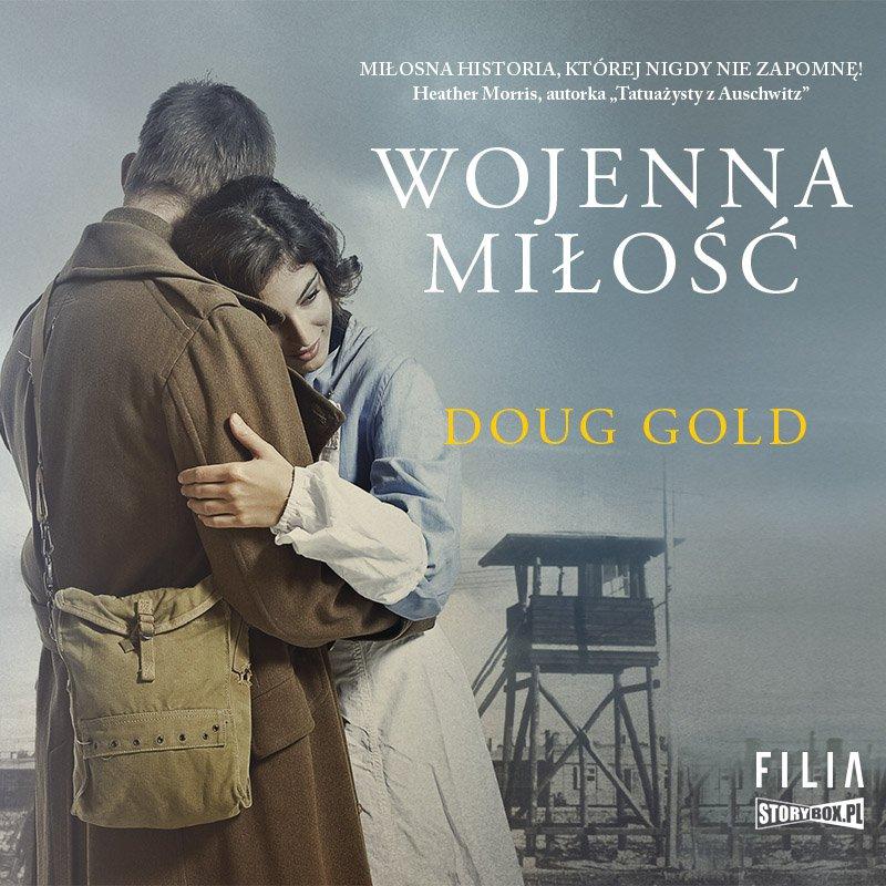 Wojenna miłość - Audiobook (Książka audio MP3) do pobrania w całości w archiwum ZIP