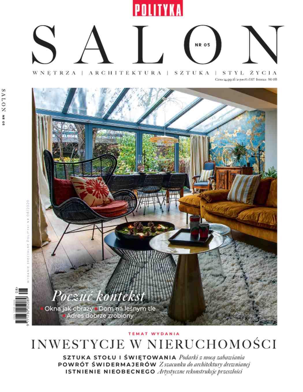 Polityka. Salon. Wydanie specjalne 5/2019 - Ebook (Książka PDF) do pobrania w formacie PDF