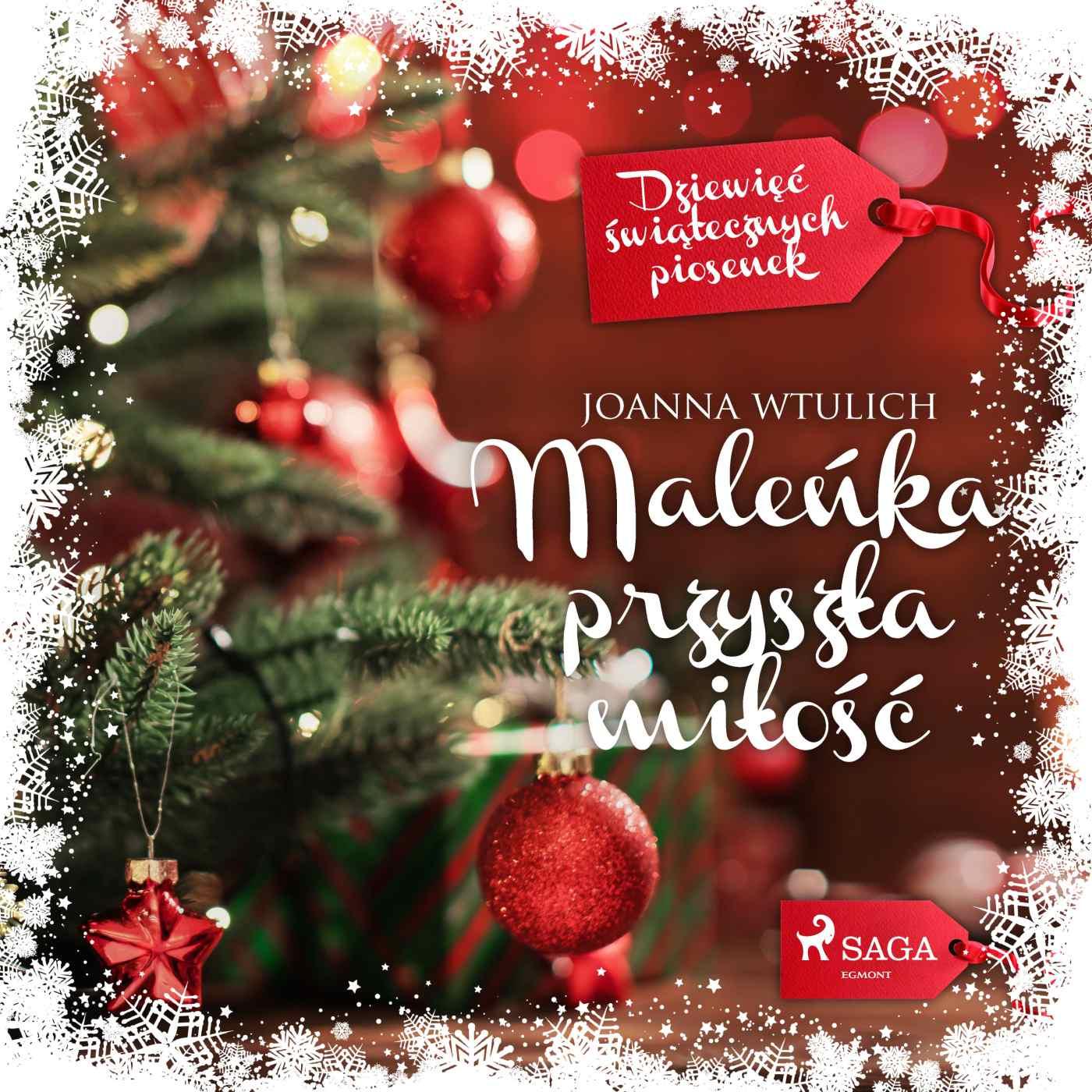Maleńka przyszła miłość - Audiobook (Książka audio MP3) do pobrania w całości w archiwum ZIP