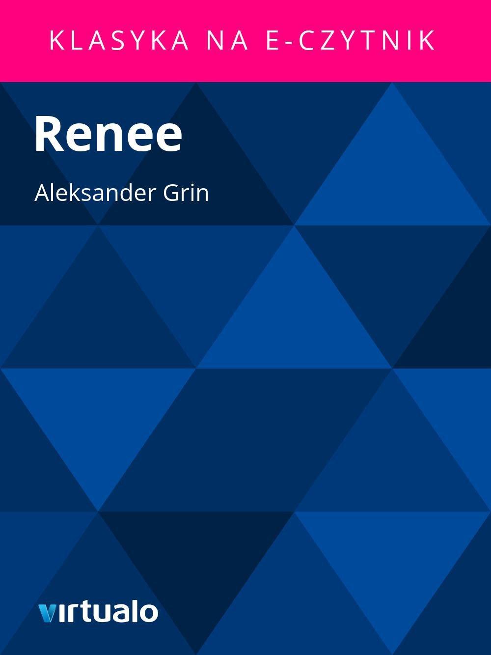 Renee - Ebook (Książka EPUB) do pobrania w formacie EPUB