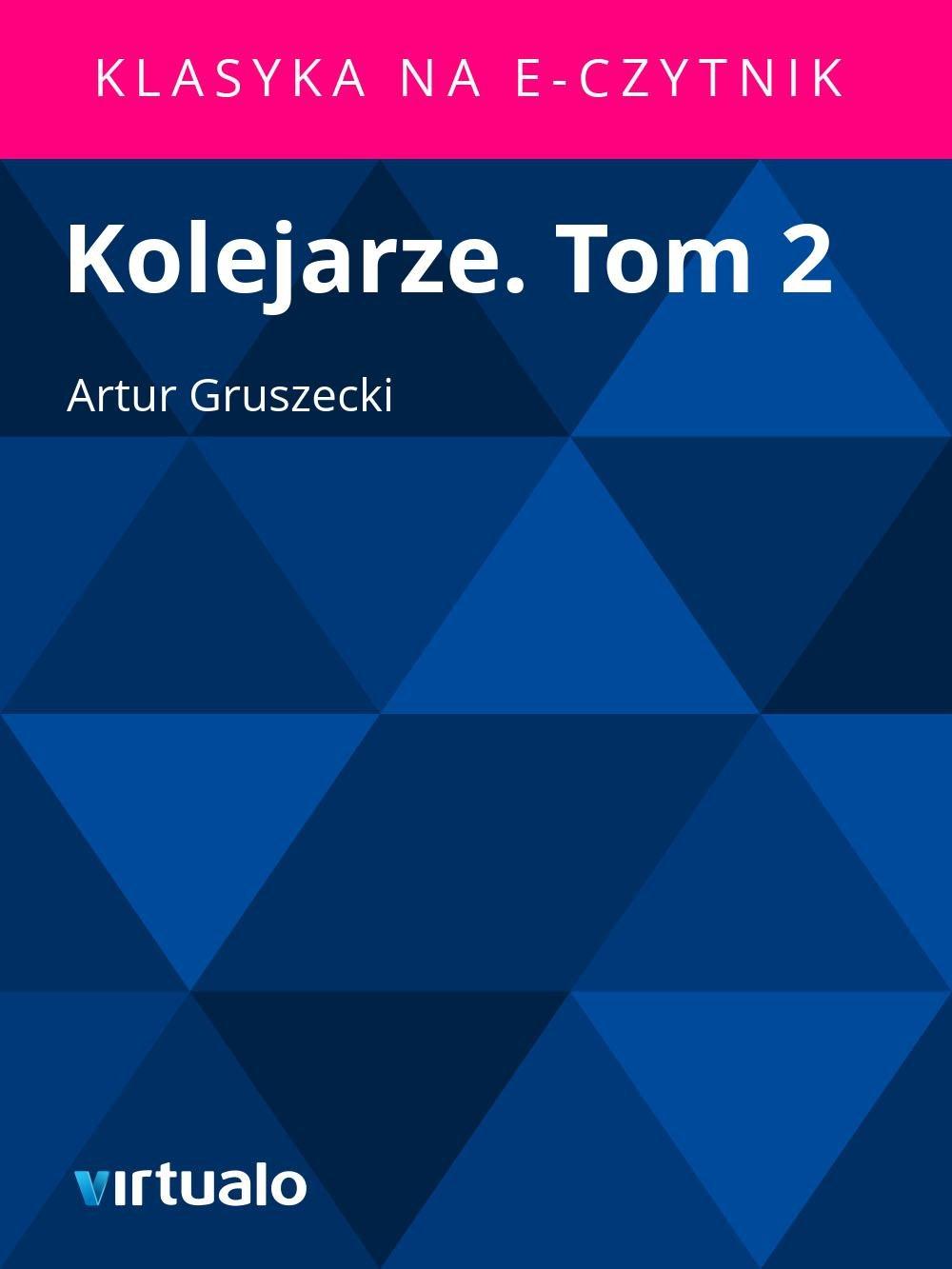 Kolejarze. Tom 2 - Ebook (Książka EPUB) do pobrania w formacie EPUB
