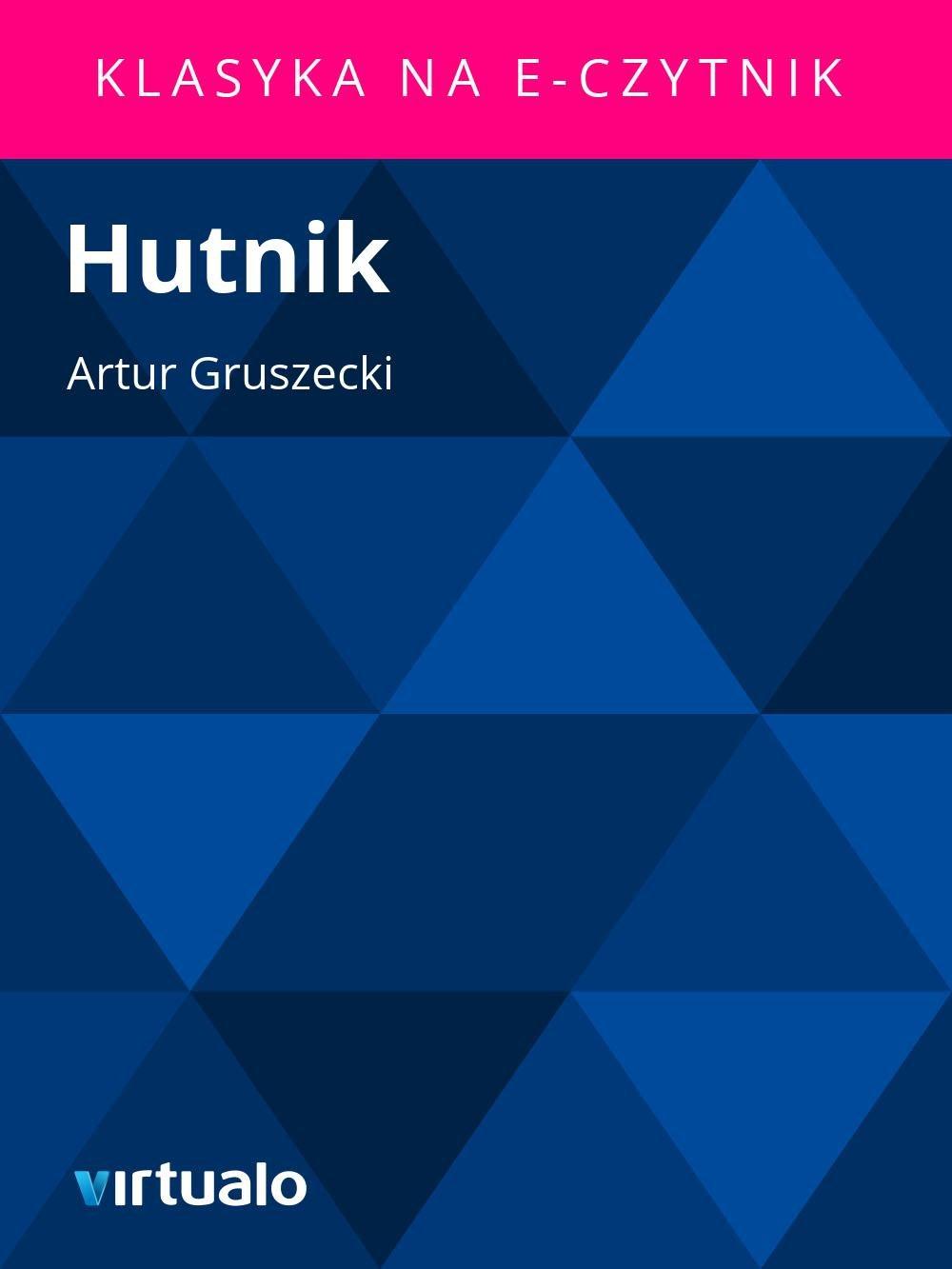 Hutnik - Ebook (Książka EPUB) do pobrania w formacie EPUB