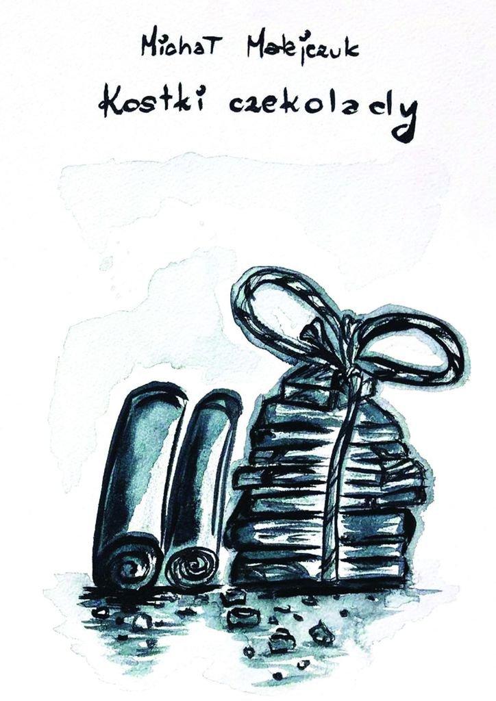 Kostki czekolady - Ebook (Książka EPUB) do pobrania w formacie EPUB