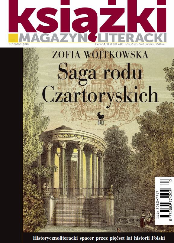 Magazyn Literacki Książki 12/2020 - Ebook (Książka PDF) do pobrania w formacie PDF
