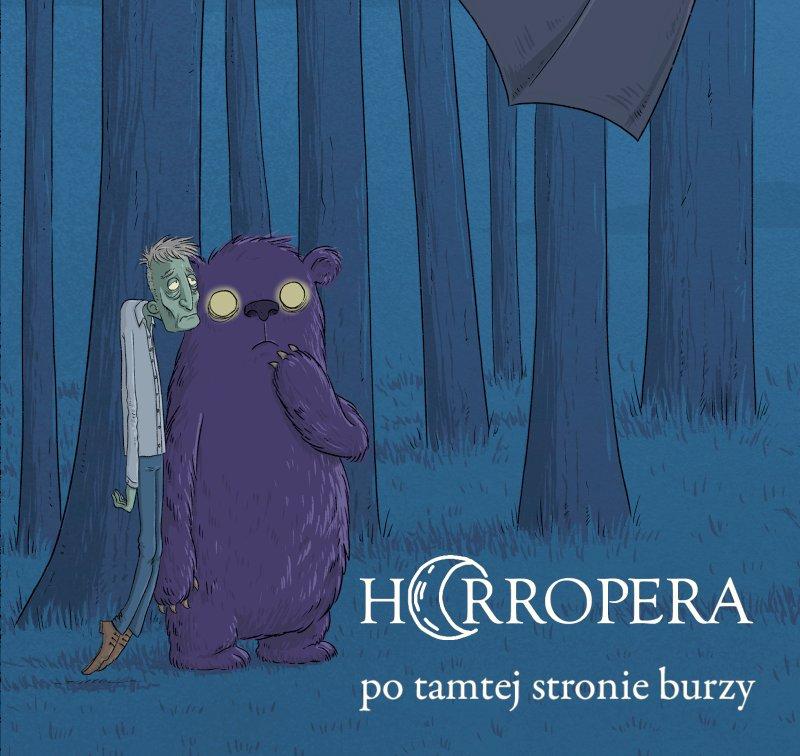 Horropera - po tamtej stronie burzy - Audiobook (Książka audio MP3) do pobrania w całości w archiwum ZIP