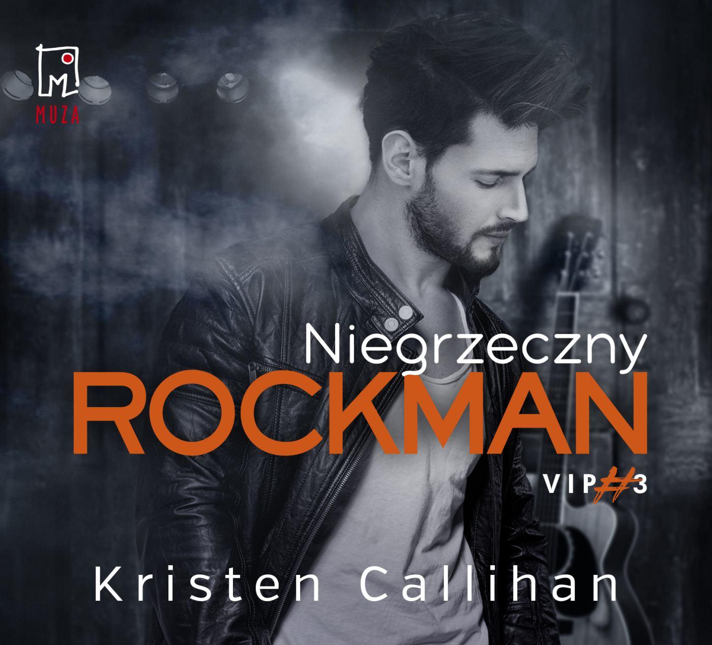 Niegrzeczny rockman - Audiobook (Książka audio MP3) do pobrania w całości w archiwum ZIP