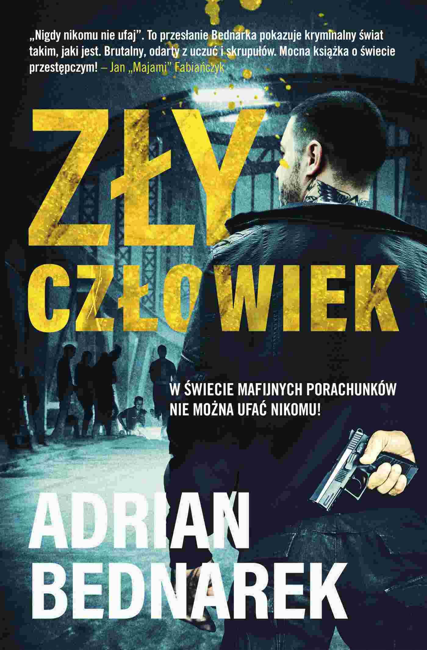 Zły Człowiek - Ebook (Książka EPUB) do pobrania w formacie EPUB