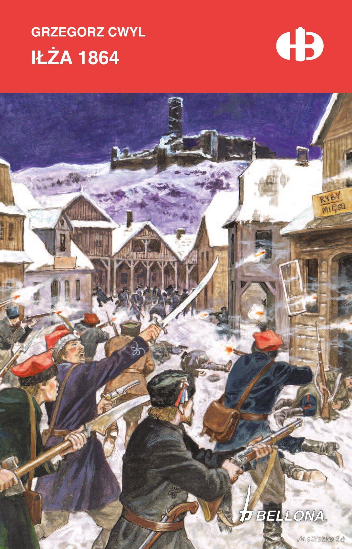 Iłża 1864 - Ebook (Książka EPUB) do pobrania w formacie EPUB