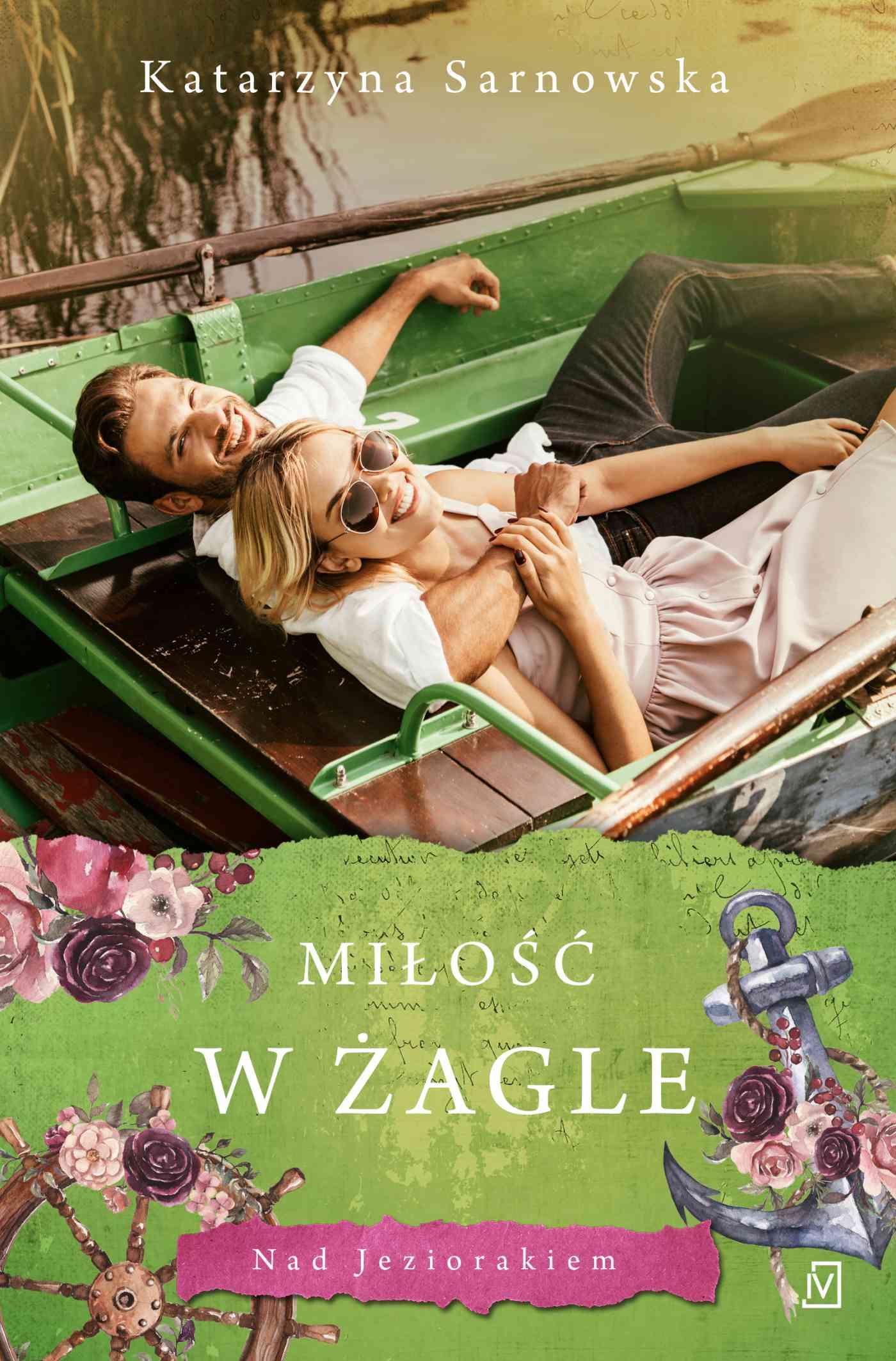Miłość w żagle - Ebook (Książka na Kindle) do pobrania w formacie MOBI
