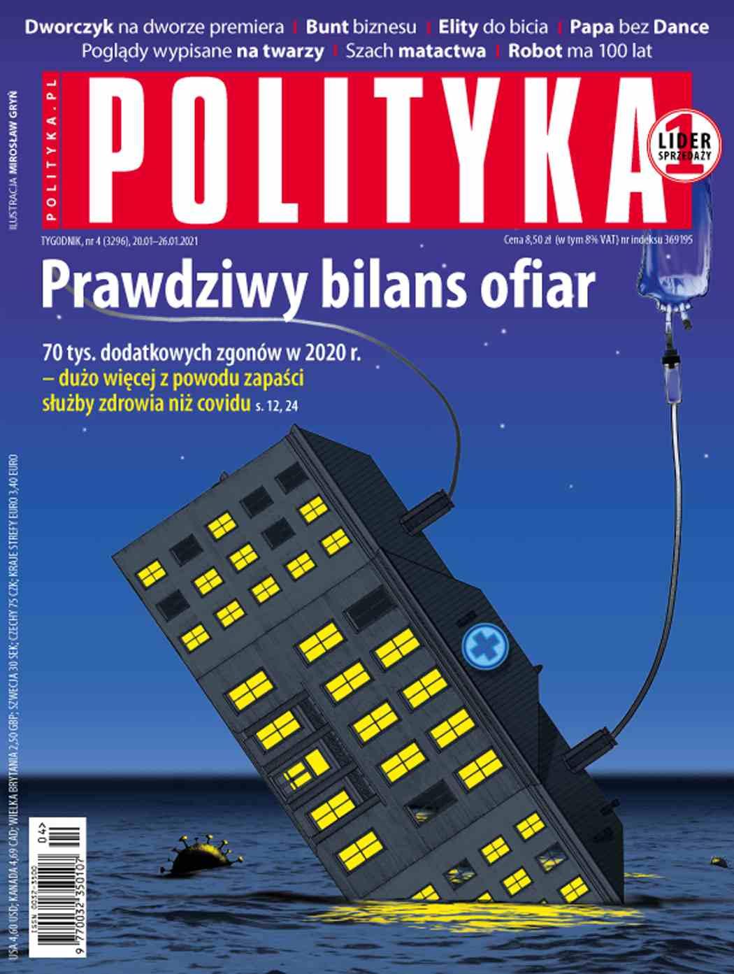 Polityka nr 4/2021 - Ebook (Książka PDF) do pobrania w formacie PDF