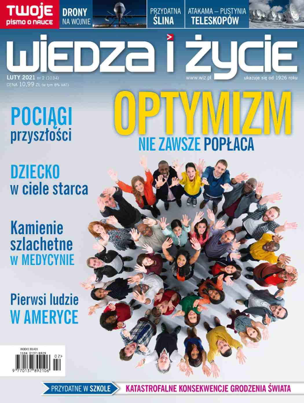 Wiedza i Życie nr 2/2021 - Ebook (Książka PDF) do pobrania w formacie PDF