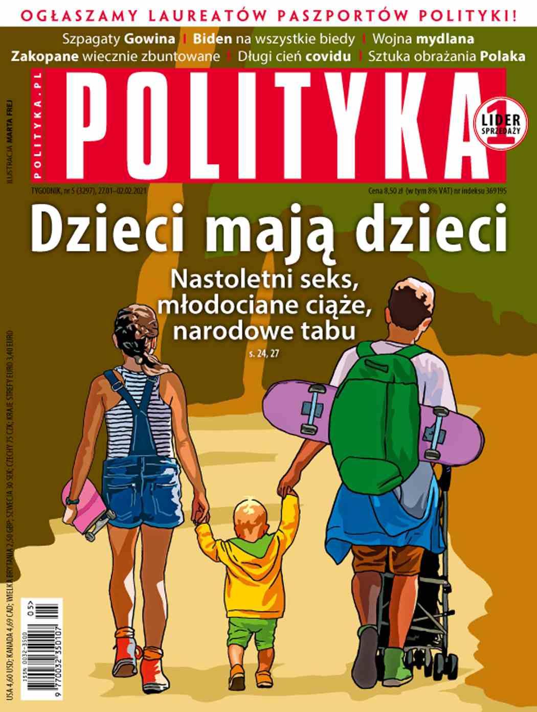Polityka nr 5/2021 - Ebook (Książka PDF) do pobrania w formacie PDF
