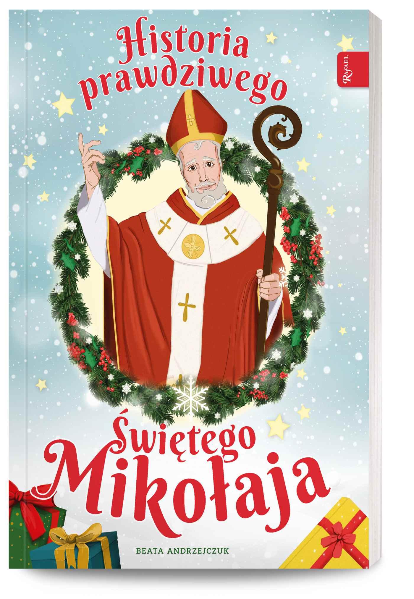 Historia prawdziwego Świętego Mikołaja - Audiobook (Książka audio MP3) do pobrania w całości w archiwum ZIP