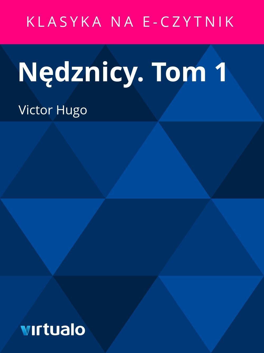 Nędznicy. Tom 1 - Ebook (Książka EPUB) do pobrania w formacie EPUB