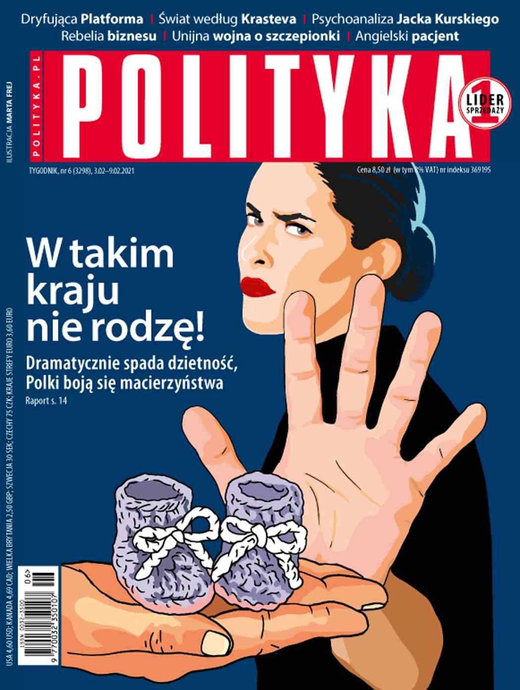 Polityka nr 6/2021 - Ebook (Książka PDF) do pobrania w formacie PDF