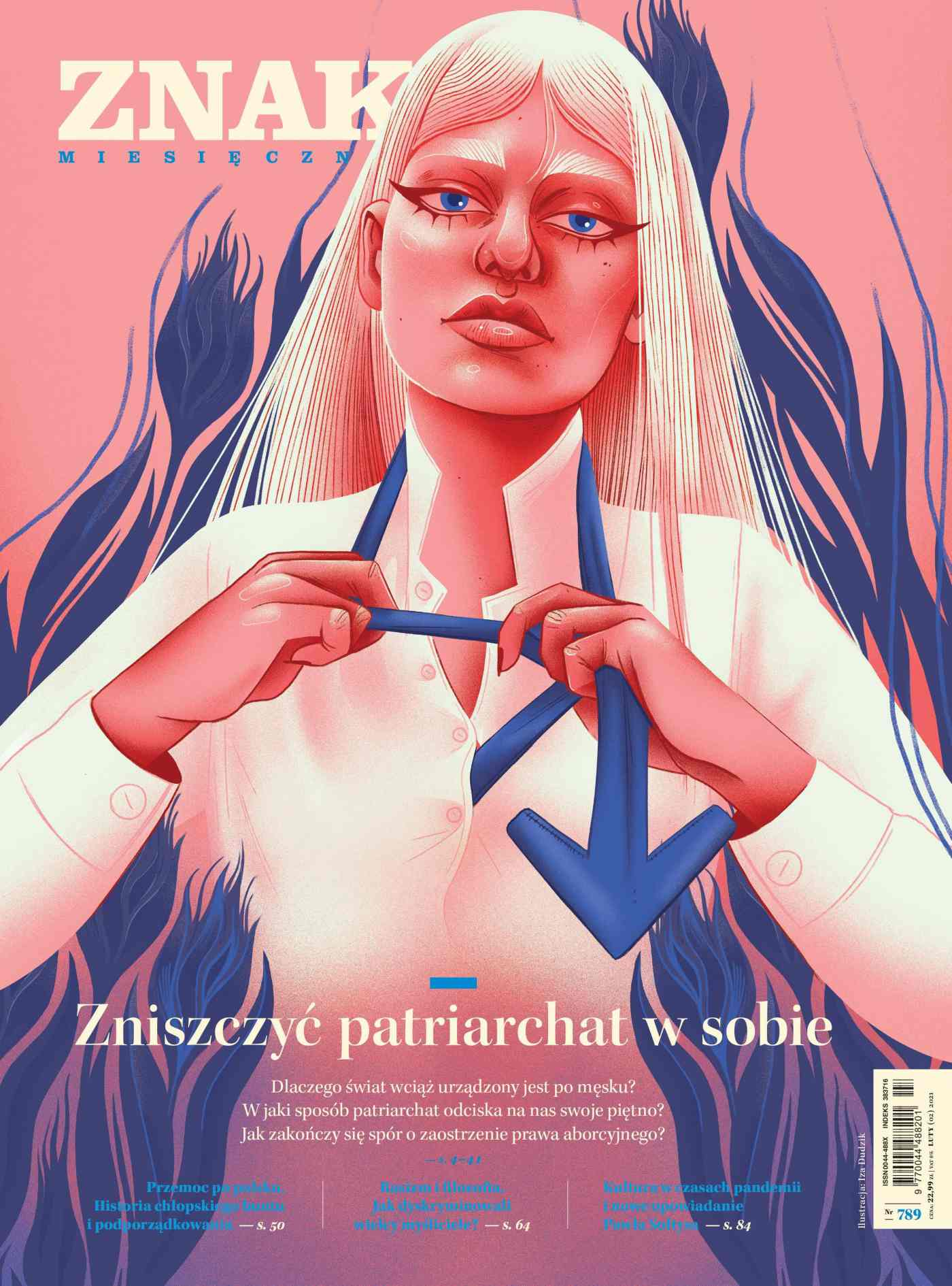 Miesięcznik Znak nr 789. Zniszczyć patriarchat w sobie - Ebook (Książka EPUB) do pobrania w formacie EPUB