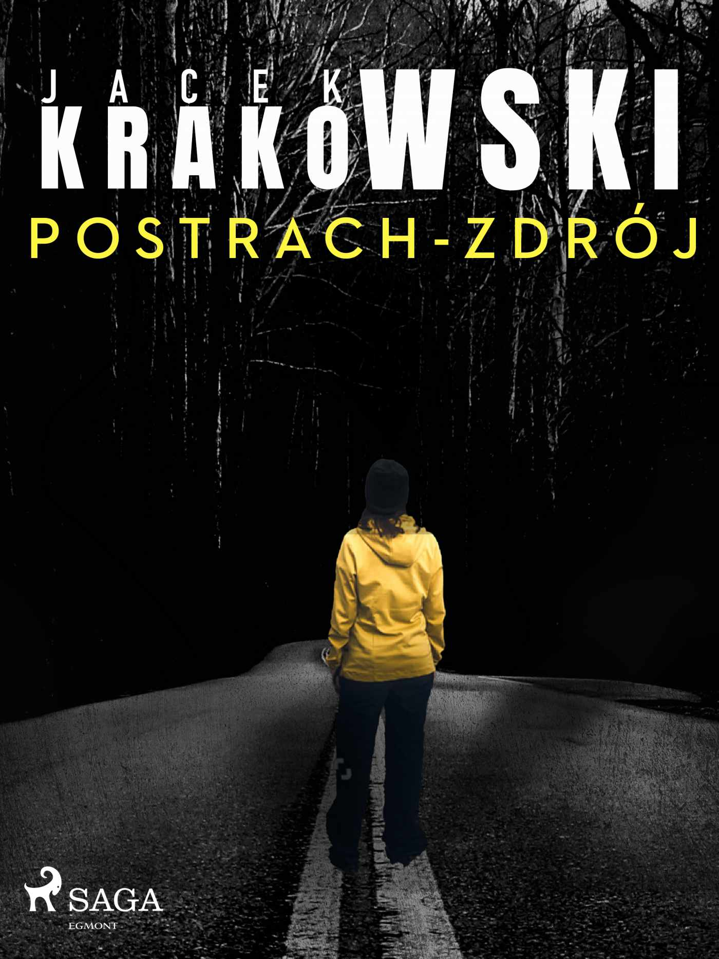 Postrach-Zdrój - Ebook (Książka EPUB) do pobrania w formacie EPUB