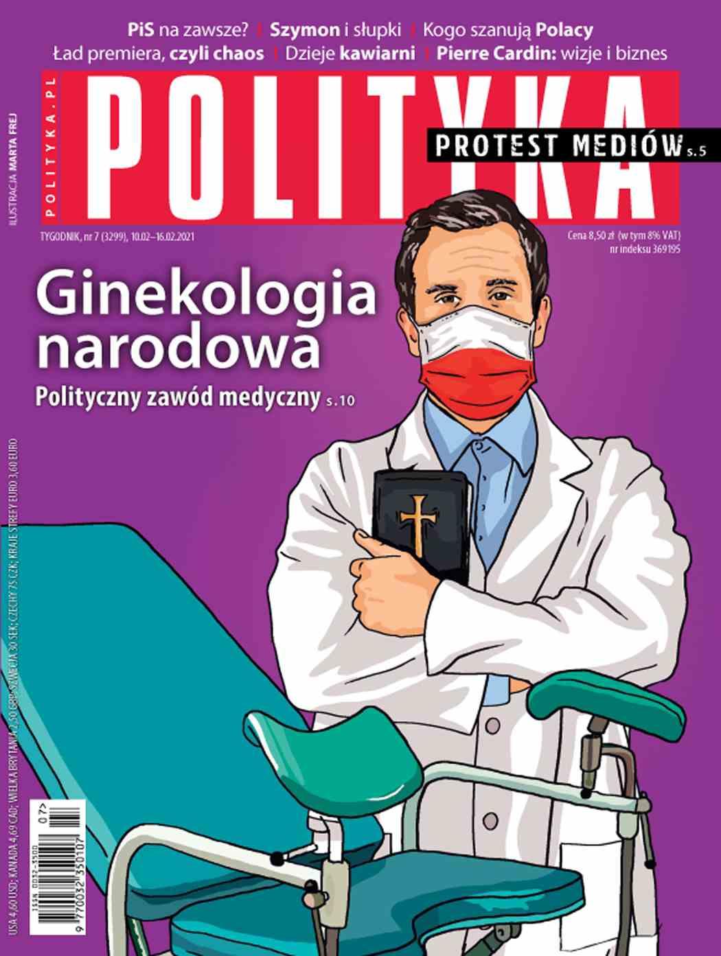 Polityka nr 7/2021 - Ebook (Książka PDF) do pobrania w formacie PDF