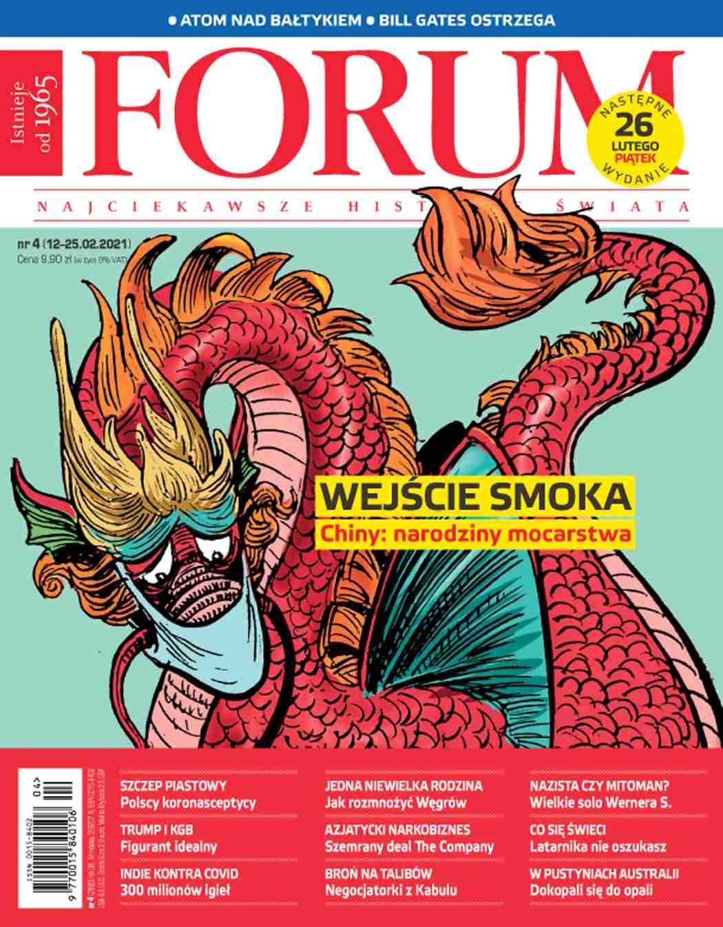 Forum nr 4/2021 - Ebook (Książka PDF) do pobrania w formacie PDF