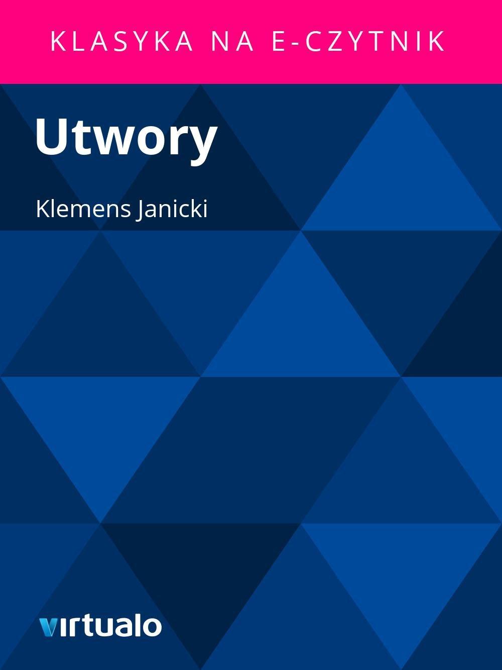 Utwory - Ebook (Książka EPUB) do pobrania w formacie EPUB