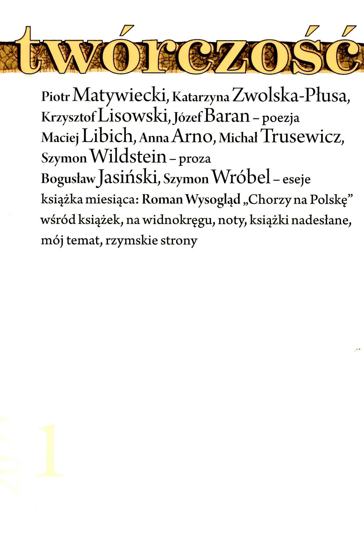 Twórczość 1/21 - Ebook (Książka EPUB) do pobrania w formacie EPUB