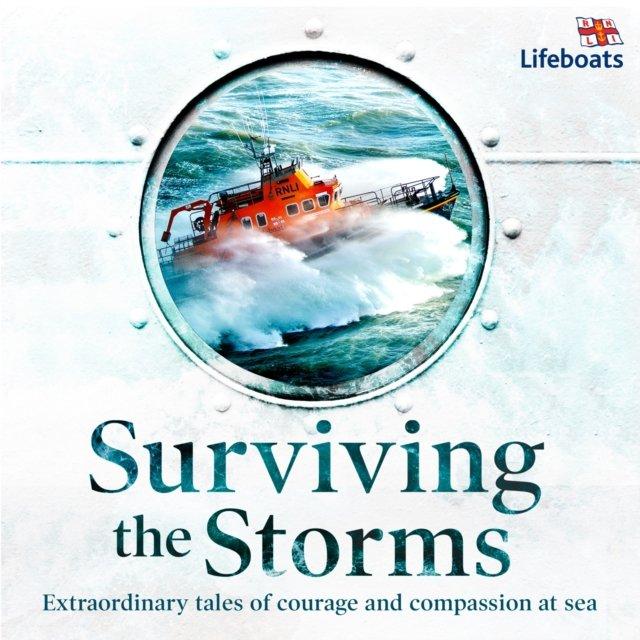 Surviving the Storms: Extraordinary Stories of Courage and Compassion at Sea - Audiobook (Książka audio MP3) do pobrania w całości w archiwum ZIP