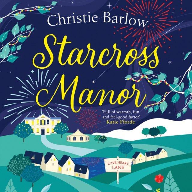 Starcross Manor (Love Heart Lane Series, Book 4) - Audiobook (Książka audio MP3) do pobrania w całości w archiwum ZIP