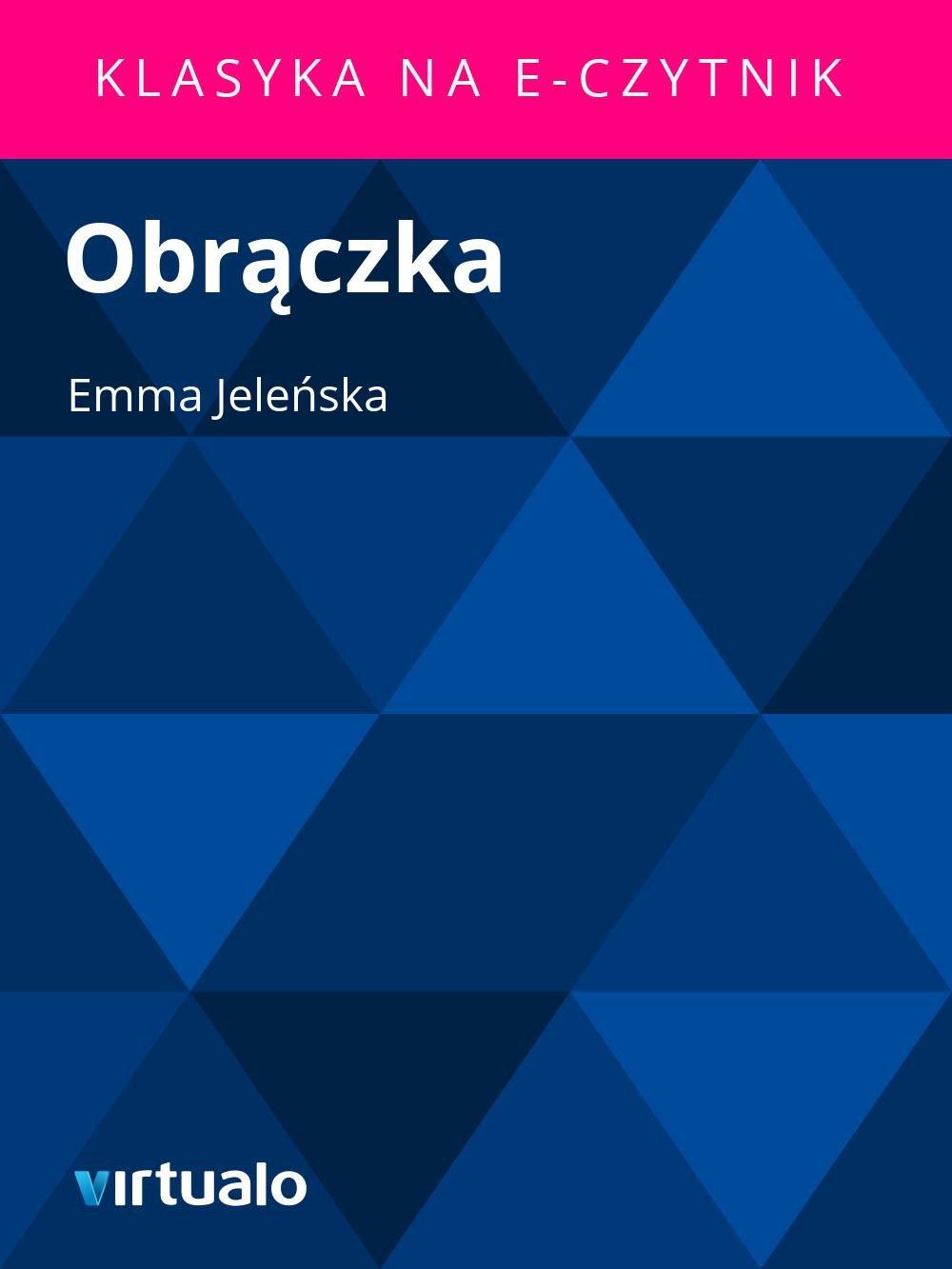 Obrączka - Ebook (Książka EPUB) do pobrania w formacie EPUB