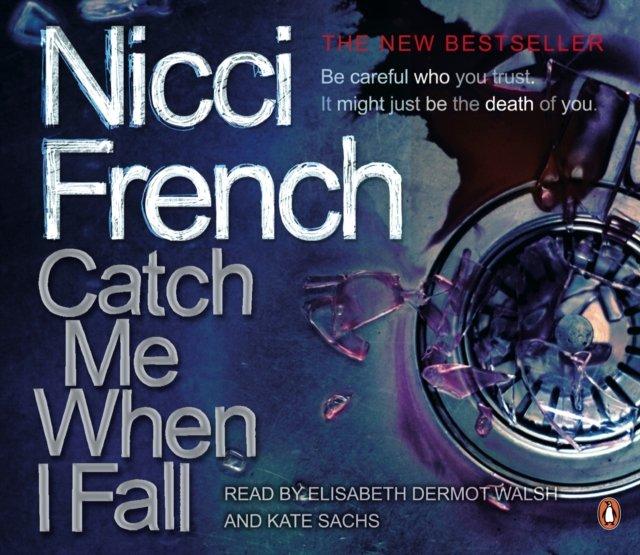 Catch Me When I Fall - Audiobook (Książka audio MP3) do pobrania w całości w archiwum ZIP