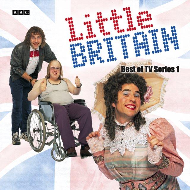 Little Britain: Best Of TV Series 1 - Audiobook (Książka audio MP3) do pobrania w całości w archiwum ZIP