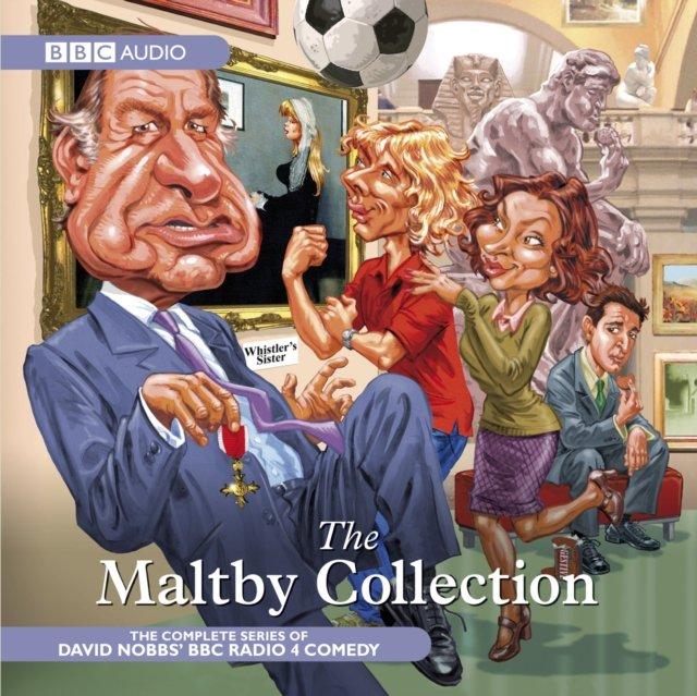 Maltby Collection - Audiobook (Książka audio MP3) do pobrania w całości w archiwum ZIP