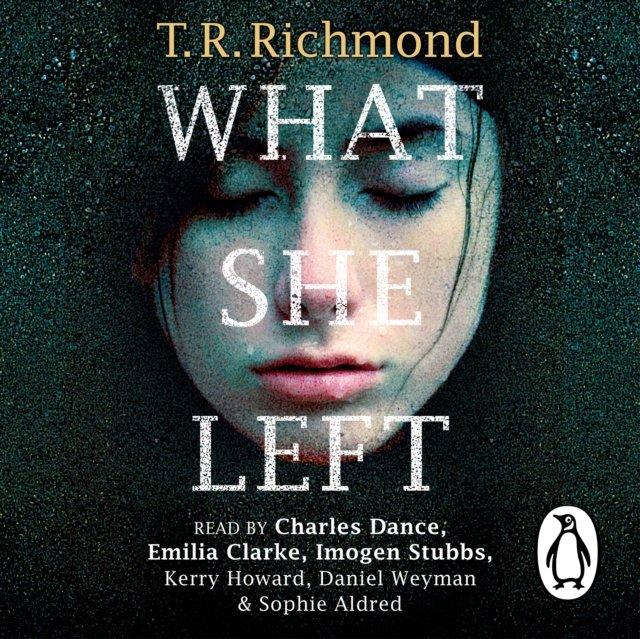 What She Left - Audiobook (Książka audio MP3) do pobrania w całości w archiwum ZIP