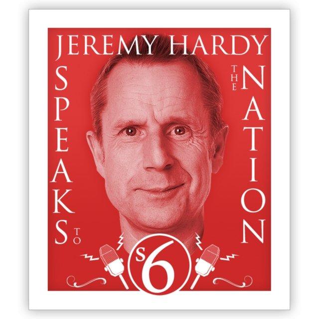 Jeremy Hardy Speaks To The Nation The Complete Series 6 - Audiobook (Książka audio MP3) do pobrania w całości w archiwum ZIP
