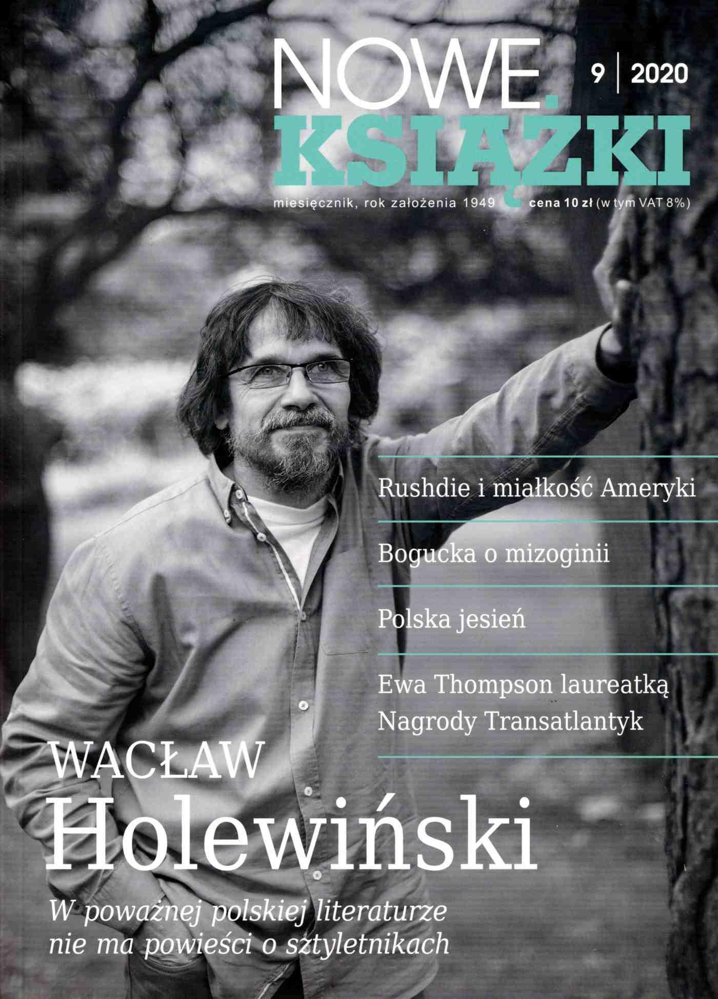 Nowe Książki 9/2020 - Ebook (Książka EPUB) do pobrania w formacie EPUB
