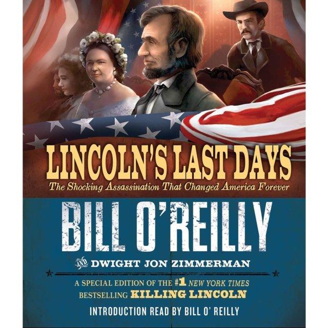Lincoln's Last Days - Audiobook (Książka audio MP3) do pobrania w całości w archiwum ZIP
