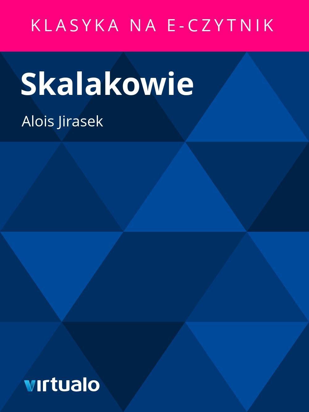 Skalakowie - Ebook (Książka EPUB) do pobrania w formacie EPUB
