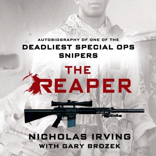 Reaper - Audiobook (Książka audio MP3) do pobrania w całości w archiwum ZIP
