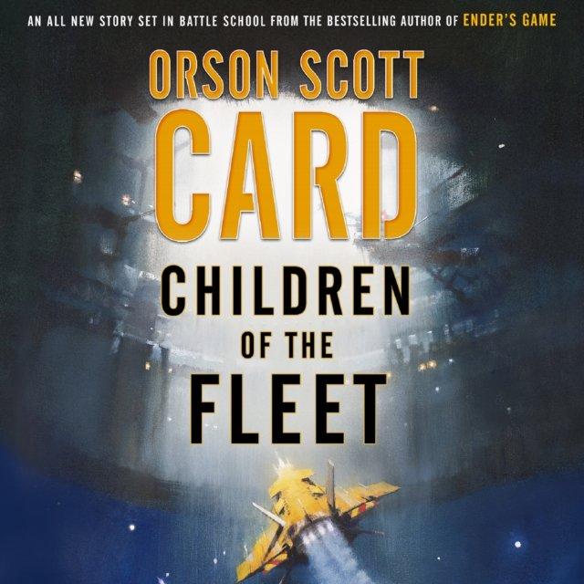 Children of the Fleet - Audiobook (Książka audio MP3) do pobrania w całości w archiwum ZIP