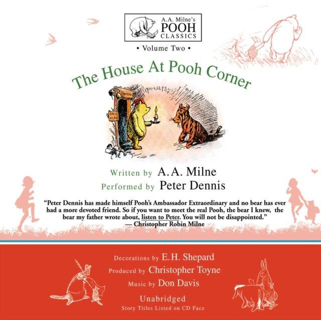 House at Pooh Corner - Audiobook (Książka audio MP3) do pobrania w całości w archiwum ZIP