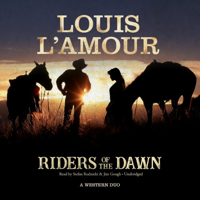 Riders of the Dawn - Audiobook (Książka audio MP3) do pobrania w całości w archiwum ZIP