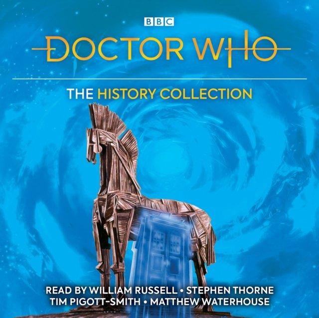 Doctor Who: The History Collection - Audiobook (Książka audio MP3) do pobrania w całości w archiwum ZIP