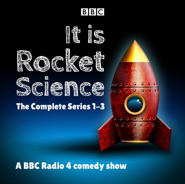 It Is Rocket Science: The Complete Series 1-3 - Audiobook (Książka audio MP3) do pobrania w całości w archiwum ZIP