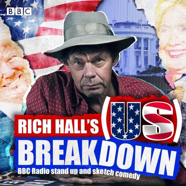 Rich Hall's (US) Breakdown - Audiobook (Książka audio MP3) do pobrania w całości w archiwum ZIP